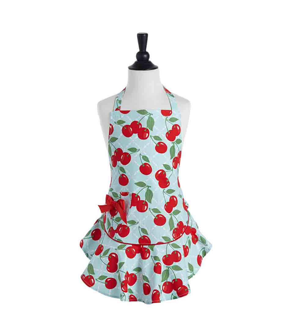 Apron For Kitchen : Kitchen Cherry Child?s Josephine Apron